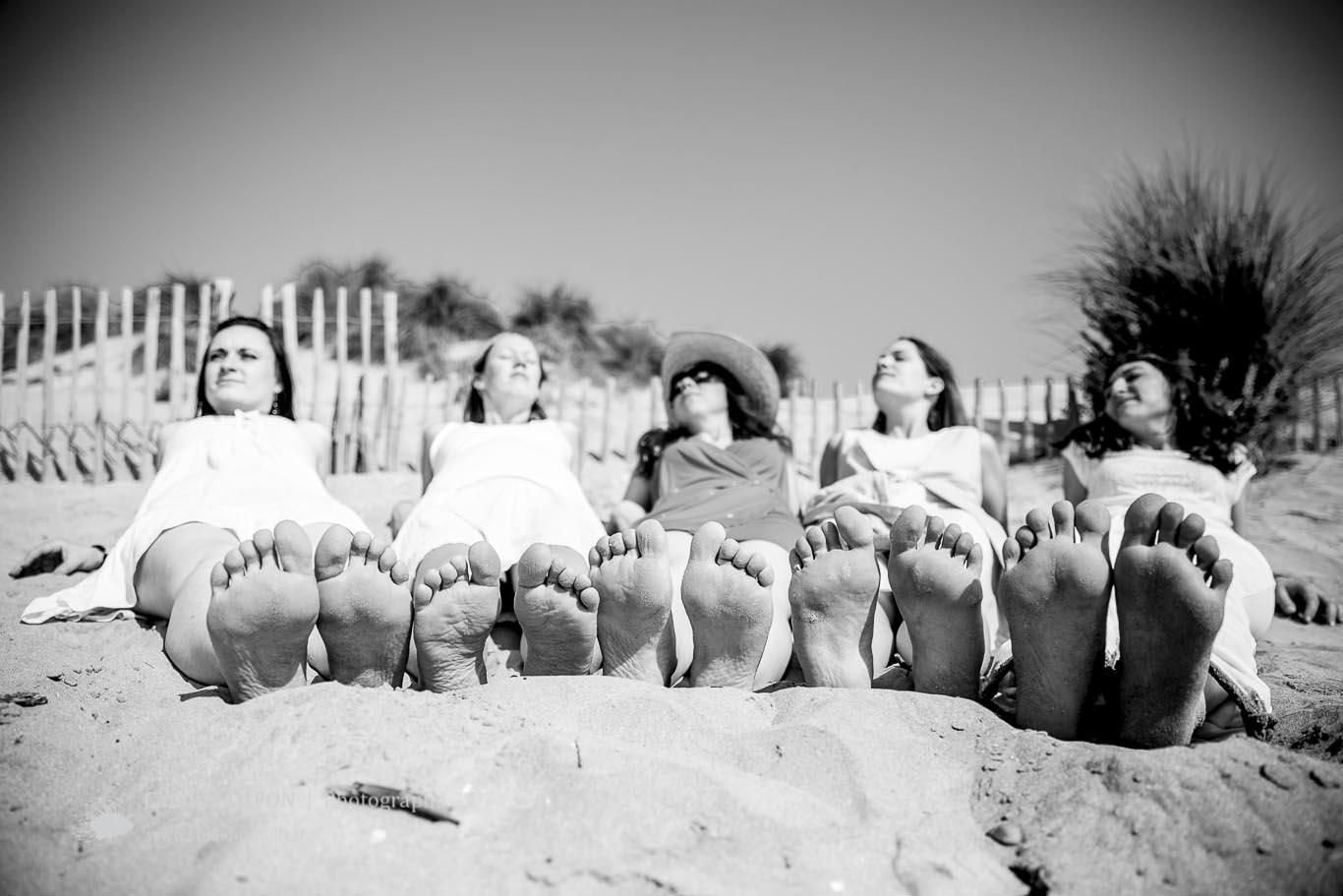 photographe mariage EVJF montpellier sete