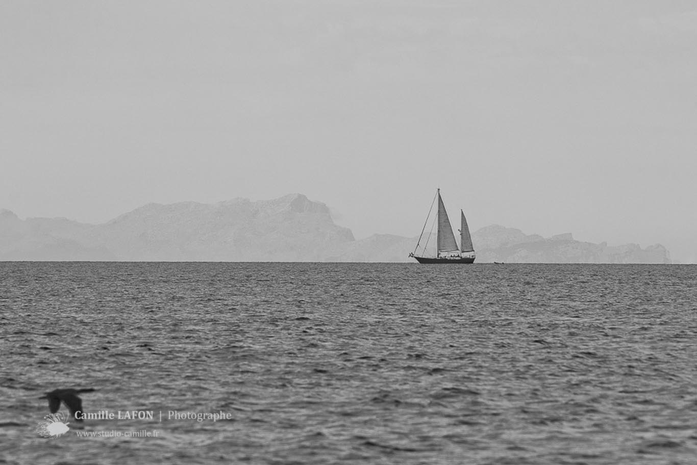 Photo voyage voile Baléares