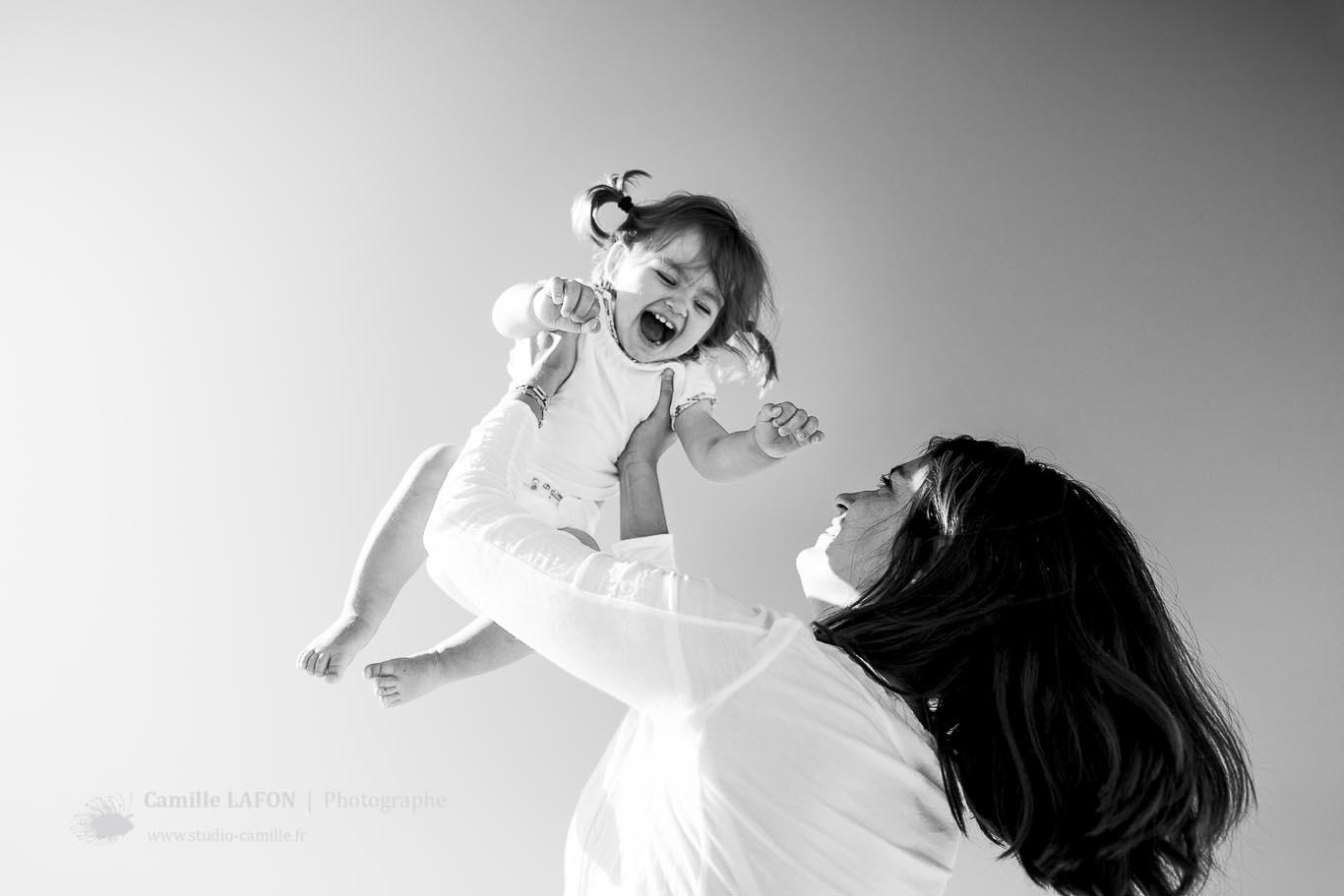 Photographe portrait famille mariage montpellier