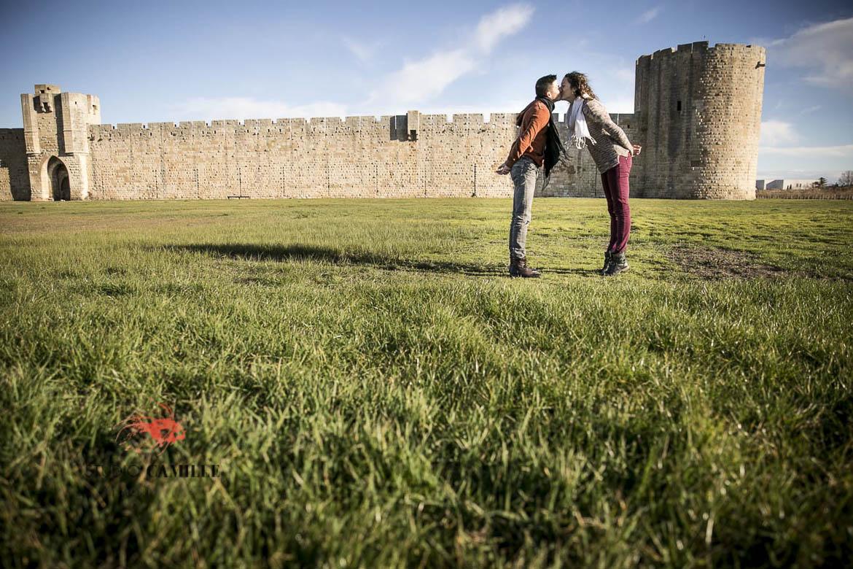 séance engagement mariage photographe montpellier