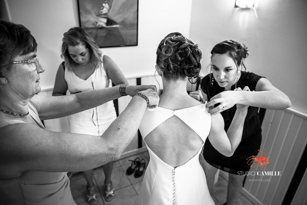 Photographe mariage Montpellier Lodeve Herault