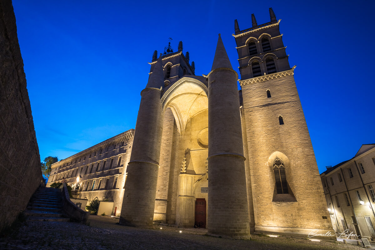 photographe-architecture-montpellier-cathedrale-saint-pierre