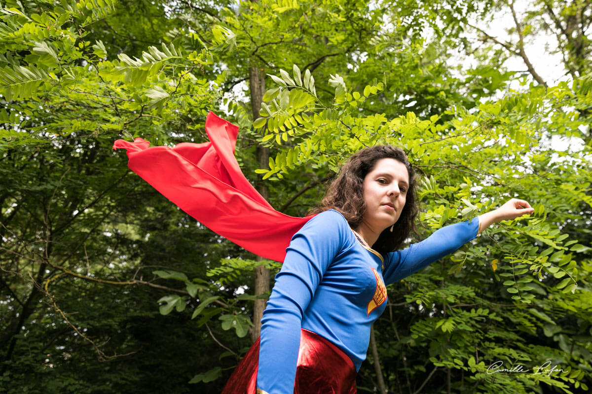 photographe evjf montpellier licorne et super héros