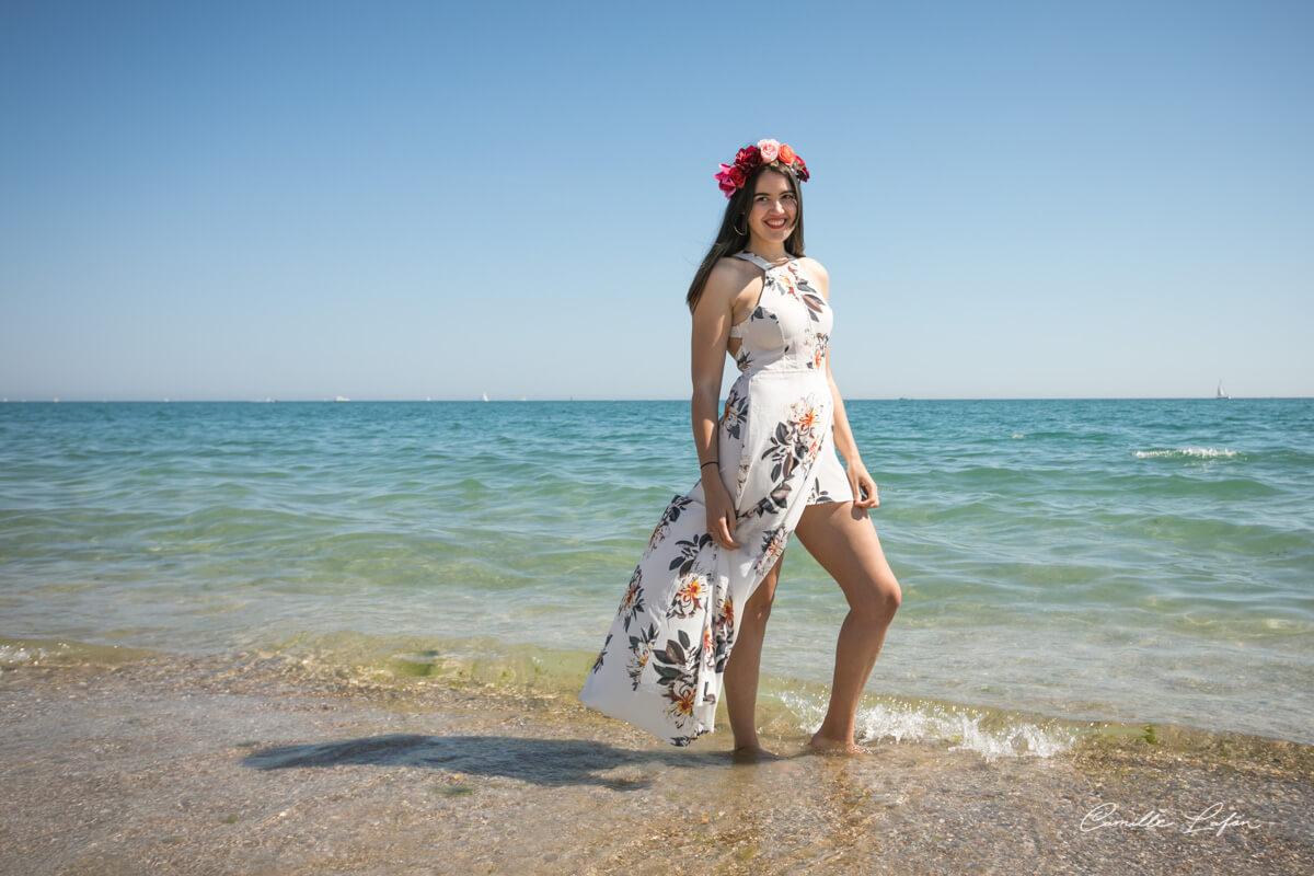 photographe evjf montpellier plage palavas