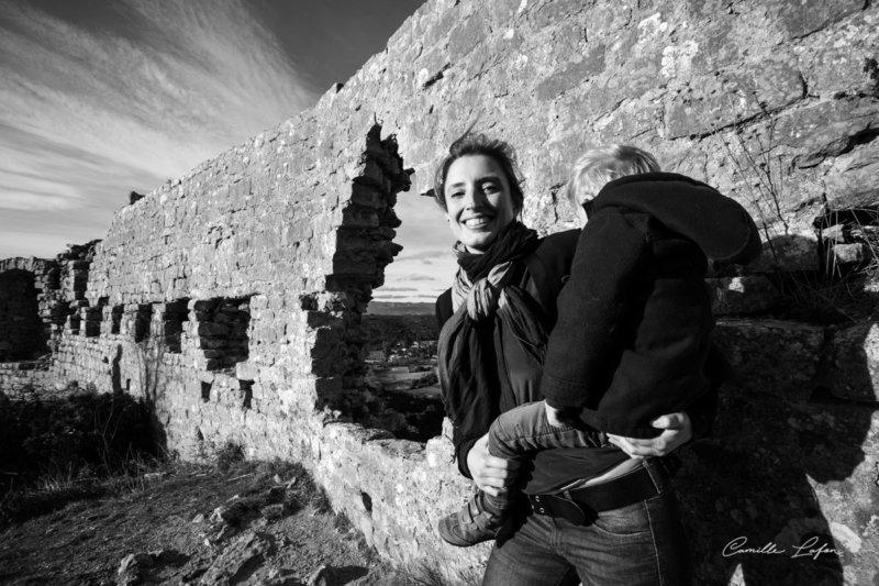 photographe-famille-montpellier-chateau-aumelas