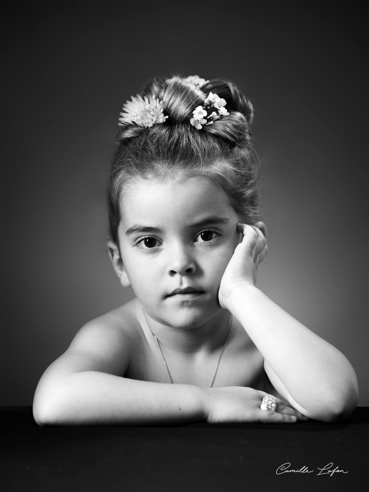 photographe portrait enfant montpellier sete