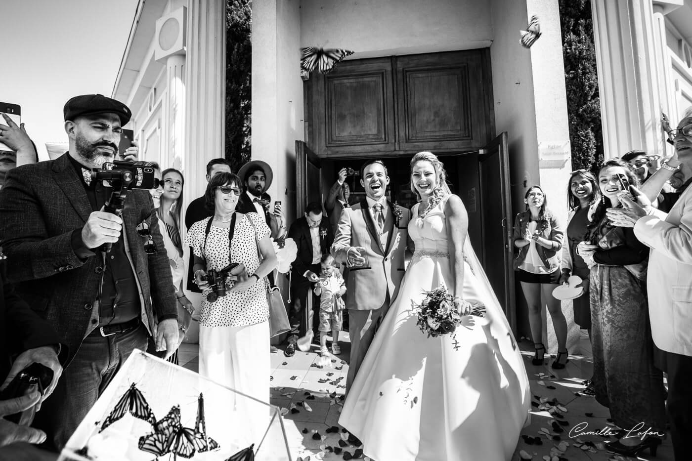 photographe mariage montpellier domaine moures