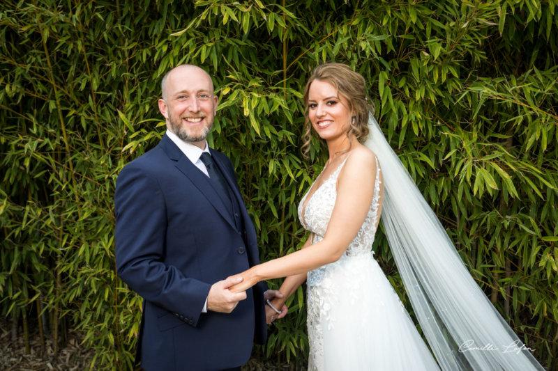 photographe mariage montpellier domaine ribaute