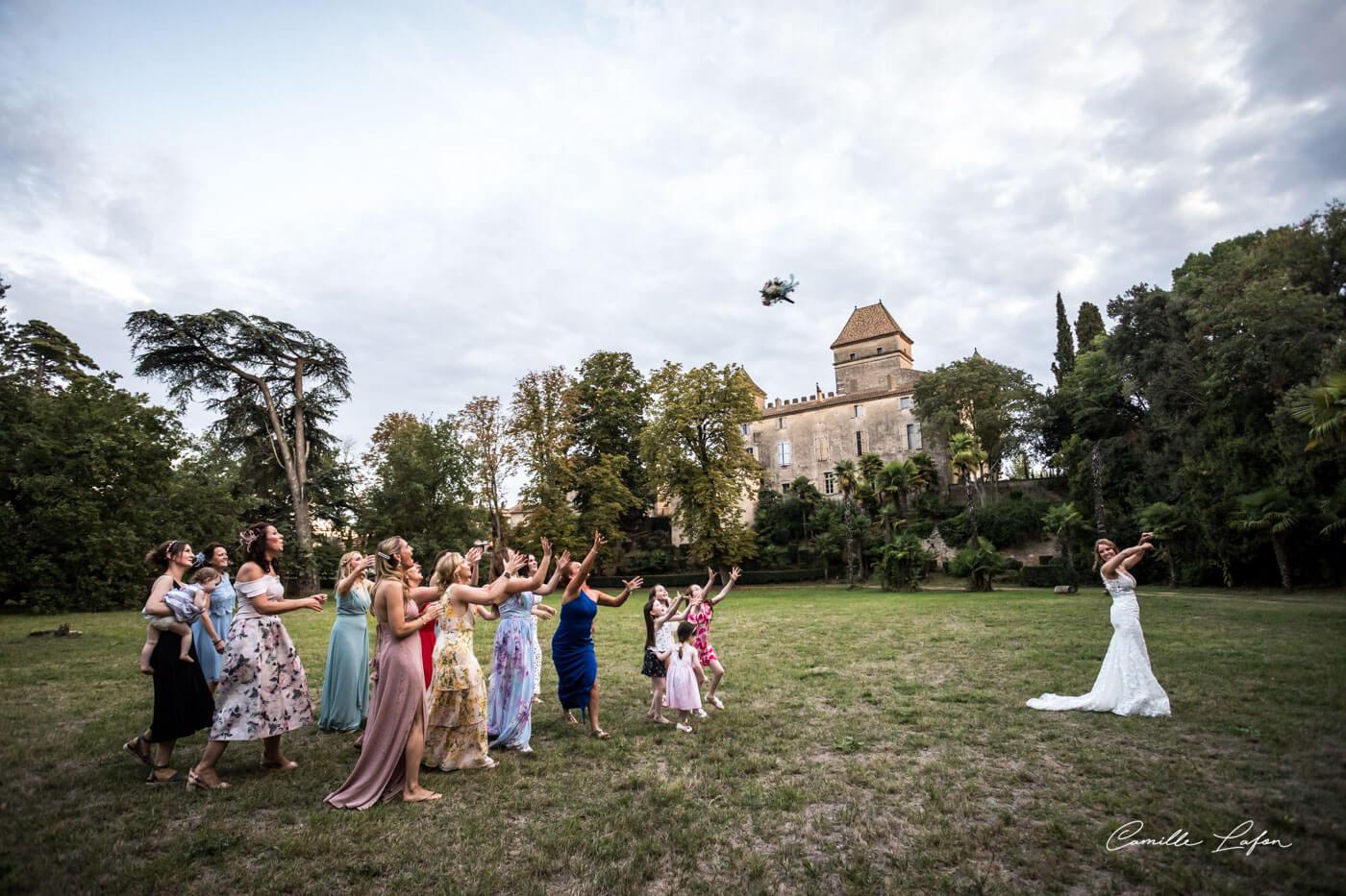 photographe mariage béziers domaine ribaute