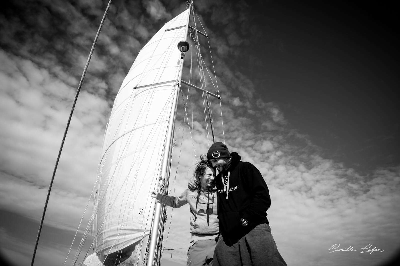 photographe voilier grande motte reportage