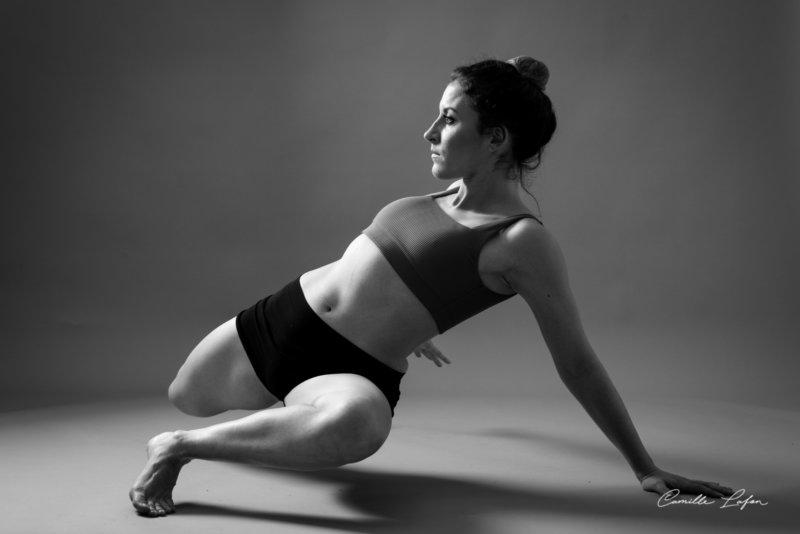photographe portrait montpellier danseur studio