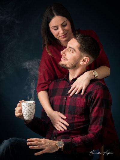 photographe famille naissance montpellier GROSSESSE