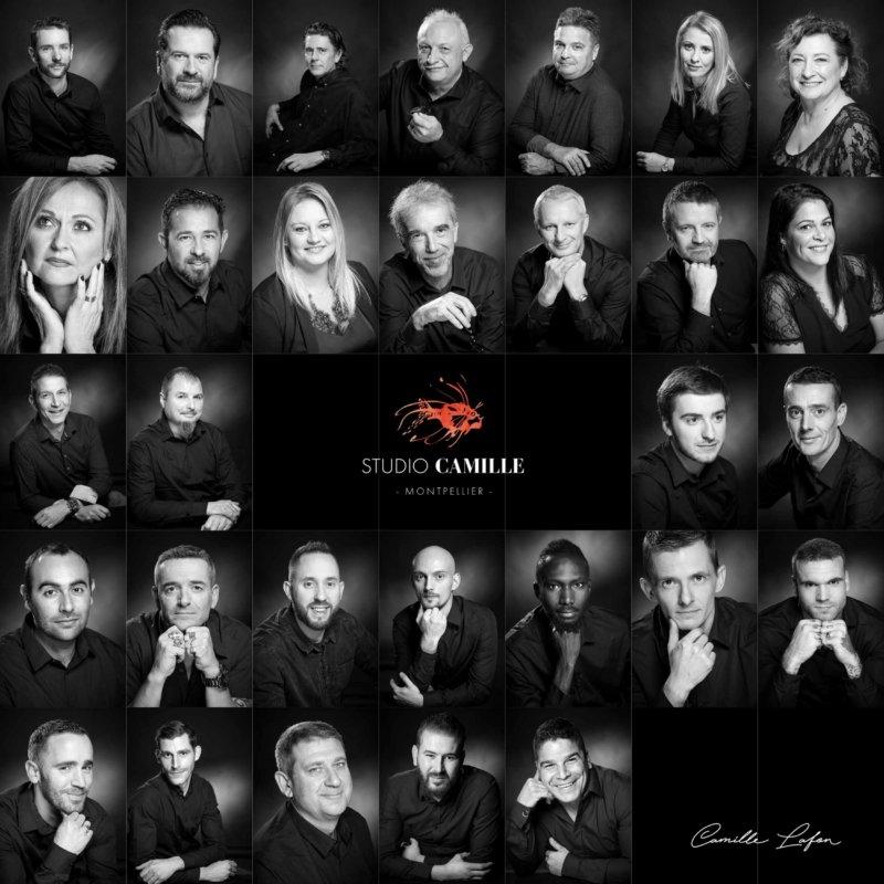 photographe portrait montpellier style harcourt corporate