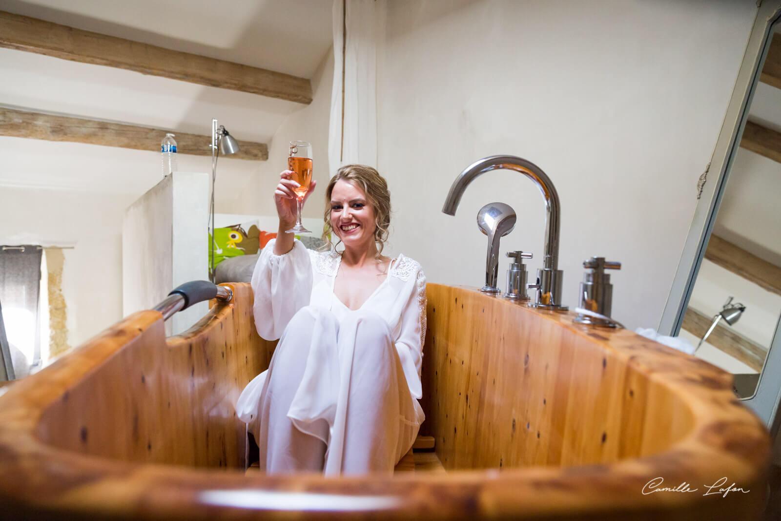 photographe mariage domaine ribaute béziers