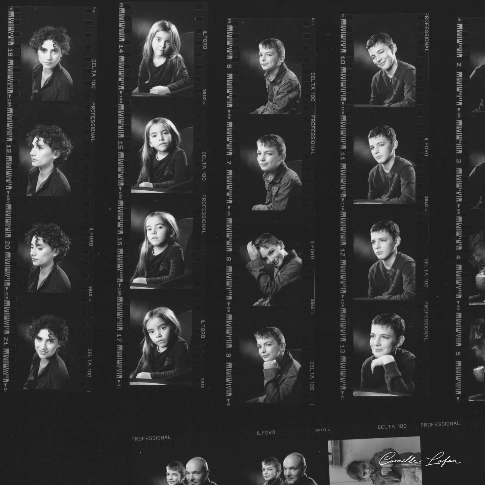 portrait argentique photographe studio montpellier