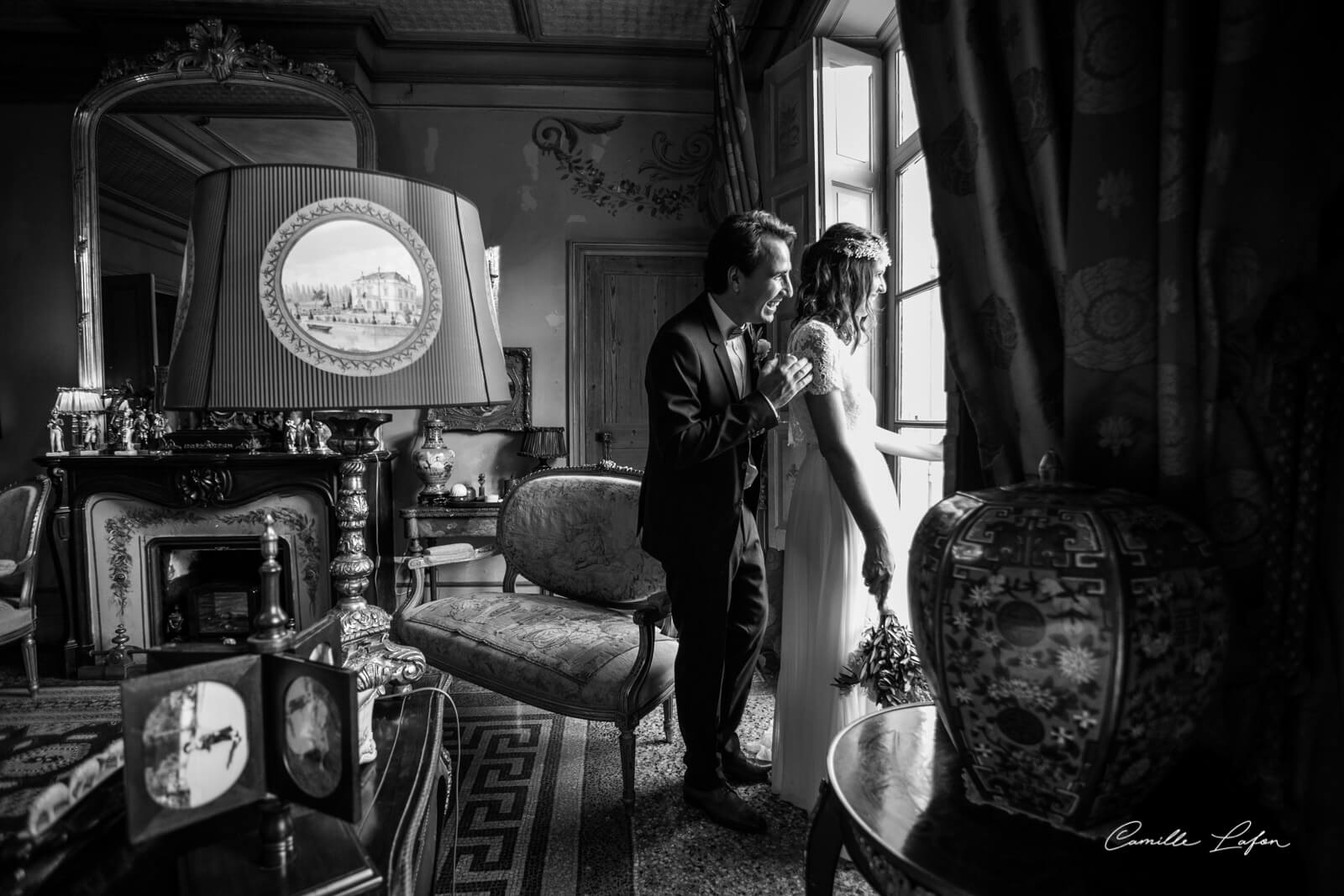 mariage chateau pouget photographe montpellier