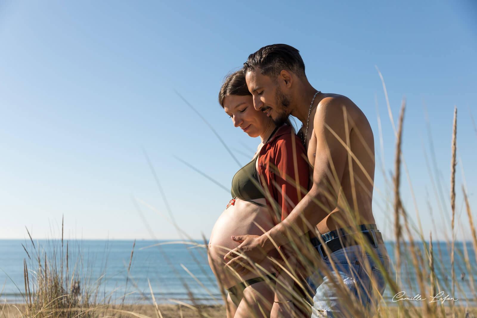 photographe montpellier grossesse mariage famille portrait