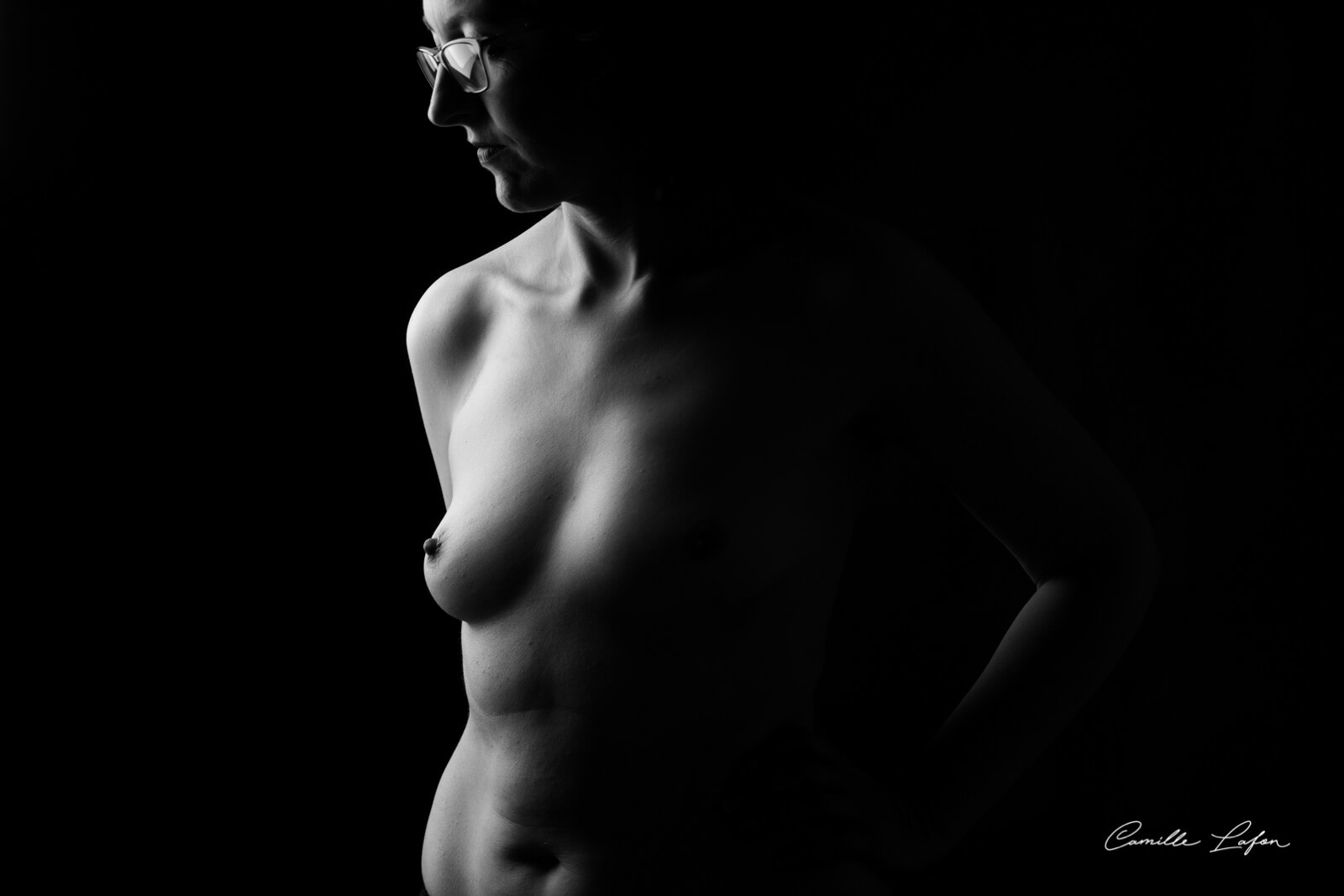 photographe montpellier portrait cancer sein octobre rose nu