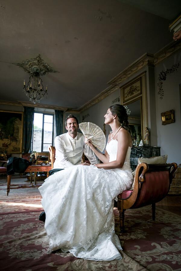 photographe mariage montpellier chateau de pouget