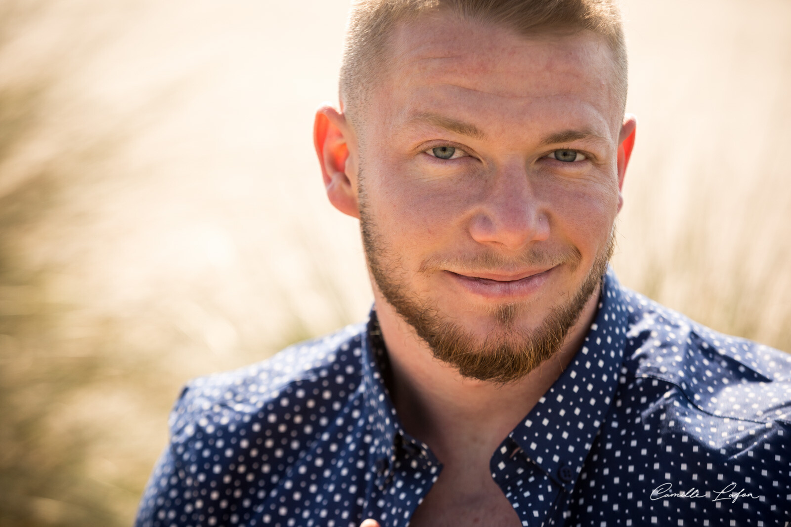 photographe montpellier portrait crossfit plage homme