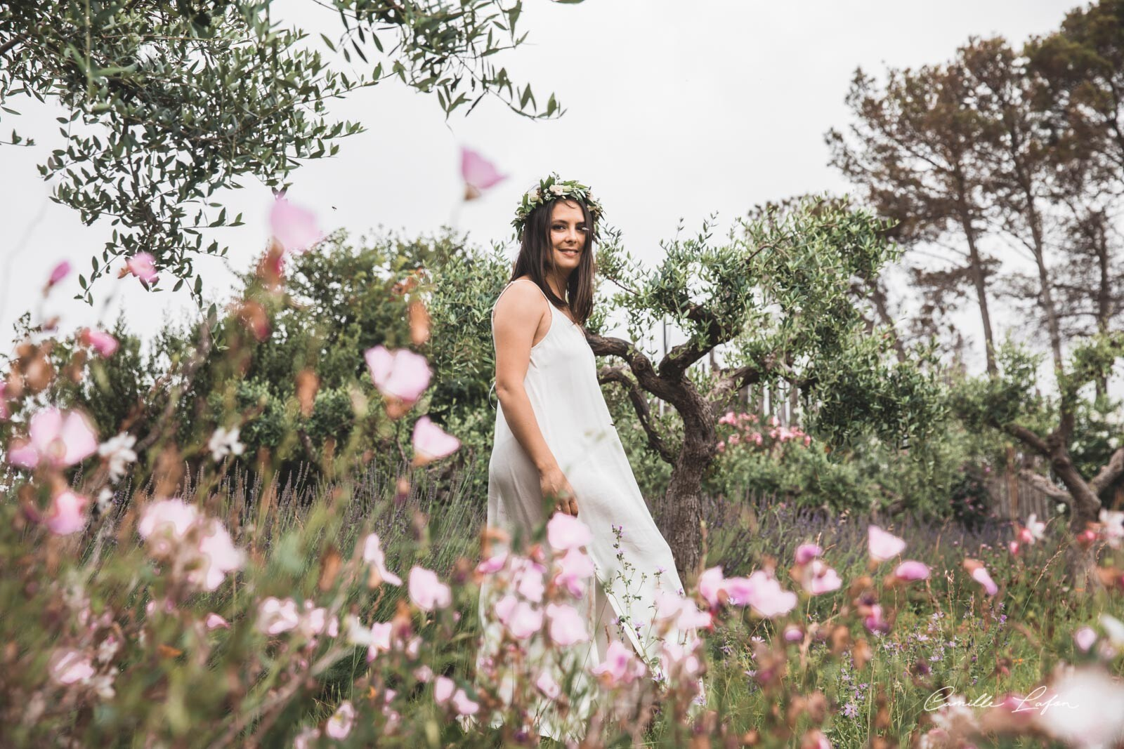 photographe montpellier EVJF domaine tabouriech mariage